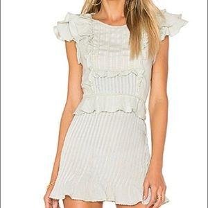 For Love and Lemons Starry Eyed Mini Dress